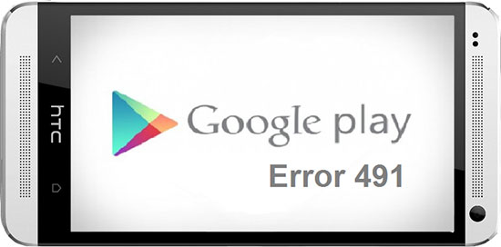 Play Store error codes