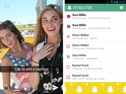Download Snapchat for free